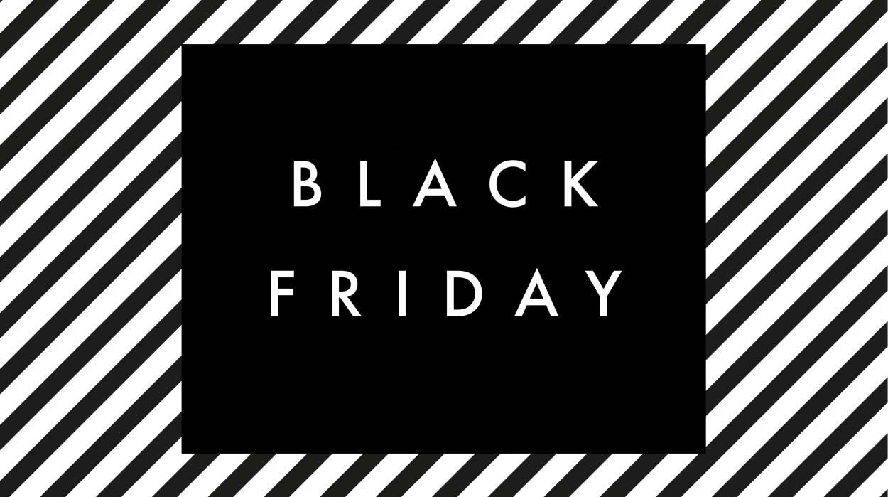 Black Friday — скидки до -15%