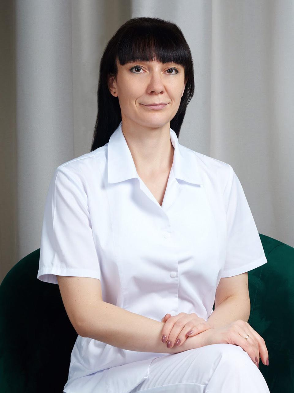 Оксана Бурба