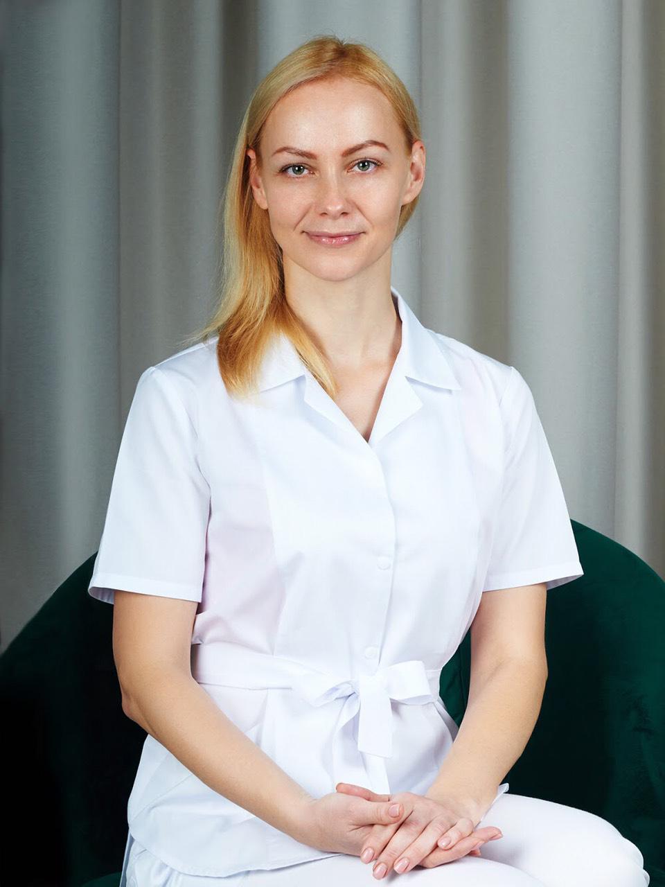 Галина Вакуленко